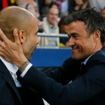 Thank you for all he has done, Citizens boss praise Luis Enrique decision