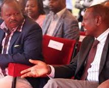 Bomet Governor Isaac Ruto warned Uhuru over getting South Rift votes