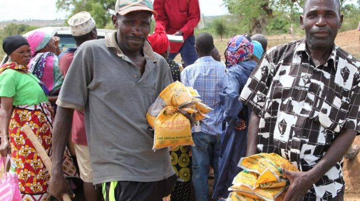 Kwale farmers benefit from Pamba and Viazi cooperative society after its formation in 2014