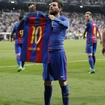 Messy magical Messi mess Real Madrid with injury goal