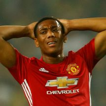Anthony Martial trolled by ex-girlfriend