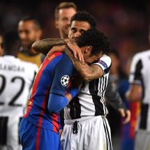 Juventus tame Barcelona to qualify for Champions league semis