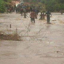 Heavy rains leave people stranded due to impassible roads in Ukambani
