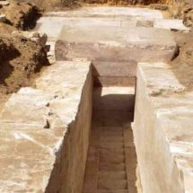 Discovery of 3,700-year-old pyramid in Egypt
