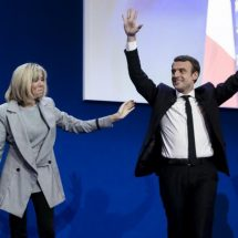 Relationship  story between Mr Macron and a wife 25 years his senior