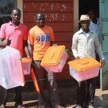ODM team meets Homa Bay, Migori hopefuls over poll farce