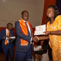 Gladys Wanga gets ODM ticket for re-election as Homa Bay woman MP