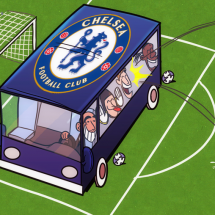 Park the bus: Football phrases, Idioms and their origin