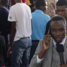I have God's direct number – Pastor claims he talks to God via his phone