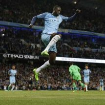Man City on brink of Champions League spot after beating West Brom