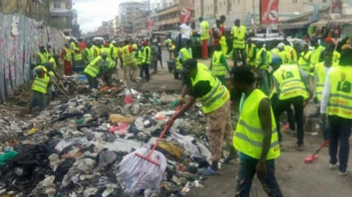 Sonko accuses Kidero of attempting to clamp Rescue Team garbage trucks