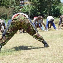 KDF to recruit cadets, specialist officers