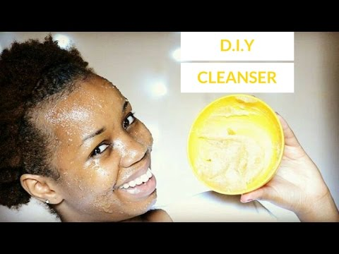 DIY cleanser