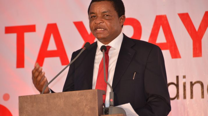 John Njiraini, KRA's commissioner general