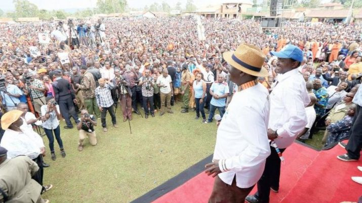 Raila battles to seal 'rigging' loopholes