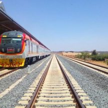 SGR trains to make stops at Voi, Mtito Andei