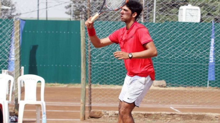 Kotecha on track for title