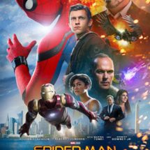 Spiderman Homecoming Suffers Second-Weekend Drop