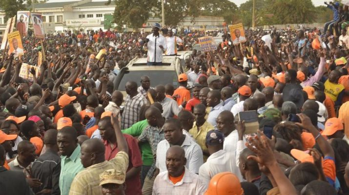 IEBC questions MCA suspected of funding Raila rally violence