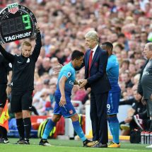 Arsenal: Alexis Sanchez Has Not Submitted A Transfer Request