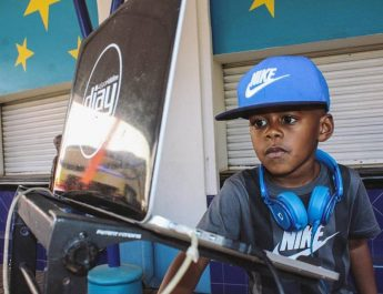 Youngest Dj: DJ Arch Jnr makes the Guinness World Records