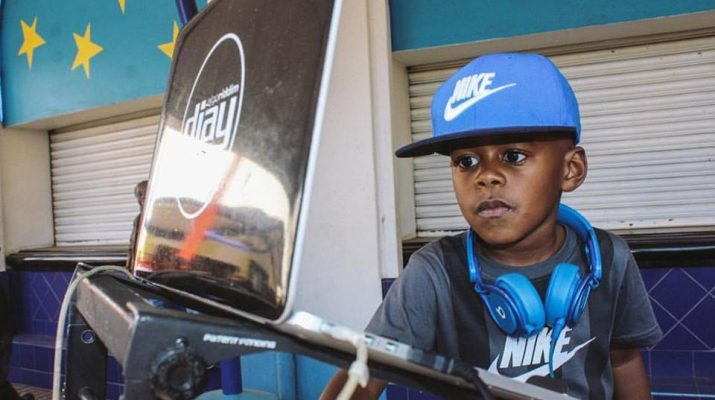 DJ Arch Jnr makes the Guinness World Records