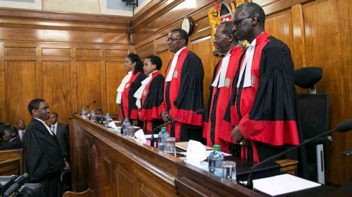 Maraga details IEBC mistakes, says alternate system a must