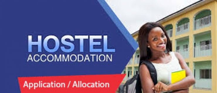 2nd HOSTEL APPLICATION FOR CONTINUING STUDENTS 1ST SEMESTER