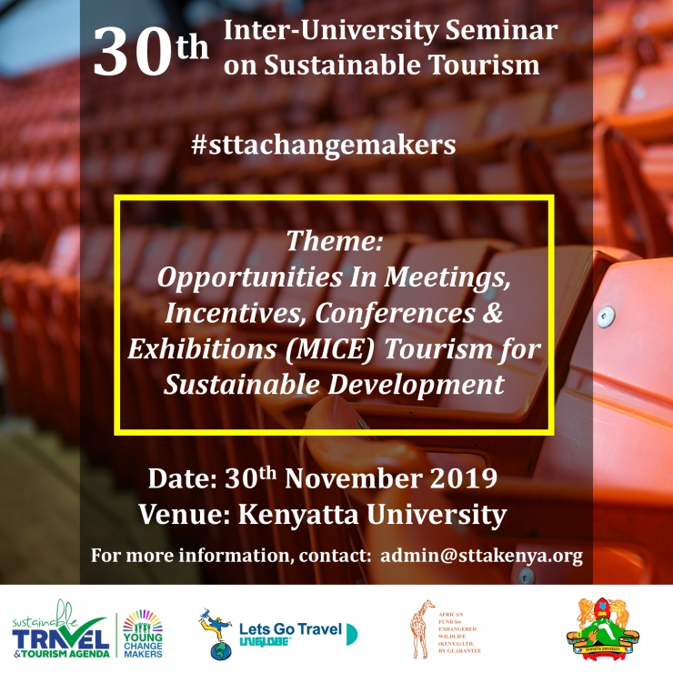30 Inter-University Seminar on Sustainable Tourism