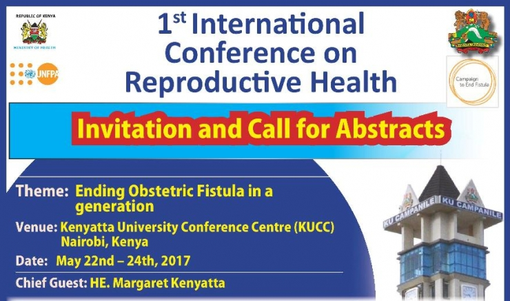 The 1st International Conference on Reproductive Health