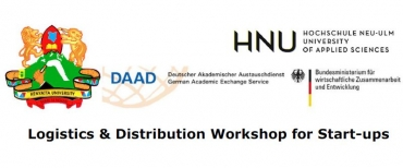Logistics & Distribution Workshop for Start-ups