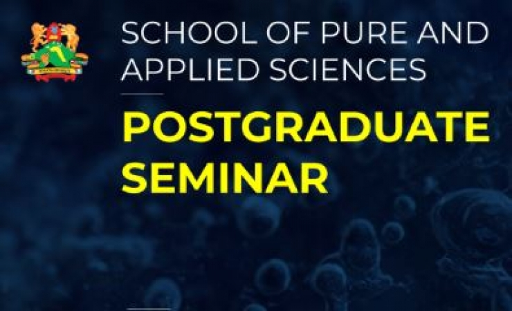 Postgraduate Seminar: School of Pure And Applied Sciences