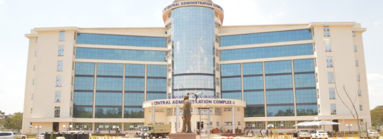 Central Administration Complex
