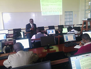 Training By Prof. Onywere