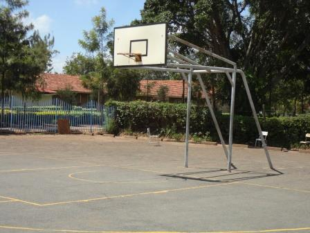 Baketball Court at Biship Square