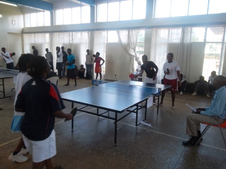 Table Tennis Team